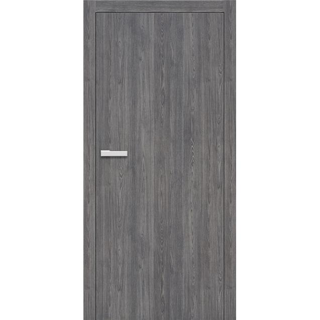 Interiérové dveře Erkado Uno Premium - Jasan Grafit