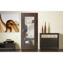 Interiérové dveře Porta Inspire A.1 Zrcadlo