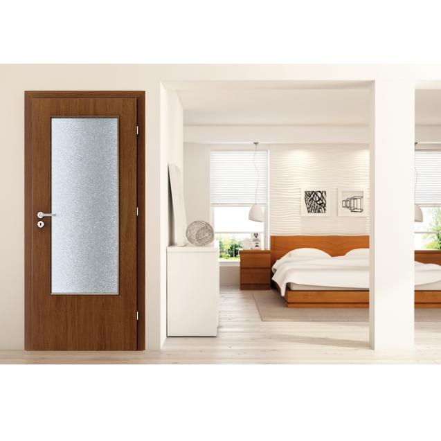 Interiérové dveře VERTE BASIC 3/4 sklo