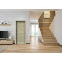 Interiérové dveře Verte C0 Intarzie