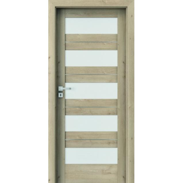 Interiérové dveře Verte C5 Intarzie
